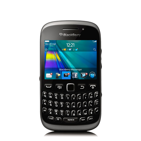 BlackBerry<sup style='font-size:0.5em'>MD</sup> Curve<sup style='font-size:0.5em'>MC</sup> 9320