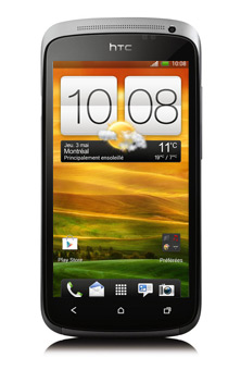HTC One<sup style='font-size:0.5em'>MC</sup> S